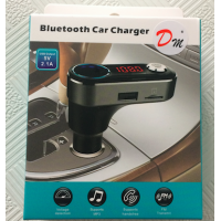 TRANSMISOR MP3 BLUETOOTH CAR CHARGER