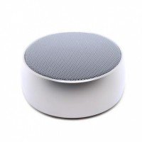 PARLANTE BLUETOOTH DM GRIS