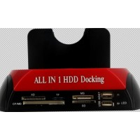 CASE ALL IN ONE HD 35 IDE+SATA DOBLE DOCKING  20